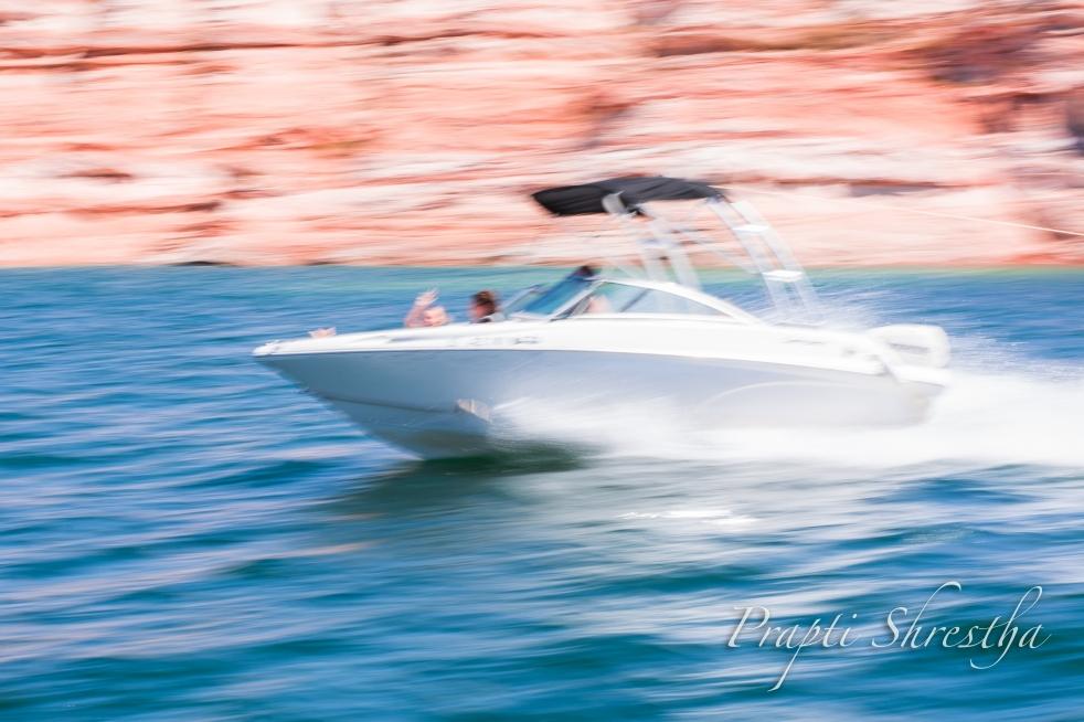 Antelope Canyon Boat Tour, Page AZ