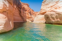 Antelope Point Boat Tour on Lake Powell