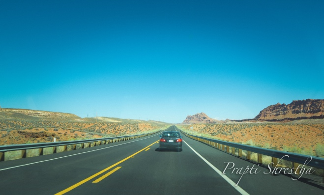 Road tripping in Arizona
