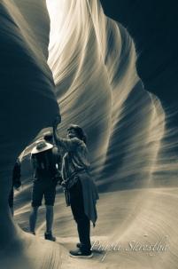 Lower Antelope Canyon, Page, AZ
